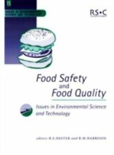 Issues in Environmental Science and Technology: Food Safety and Food Quality...