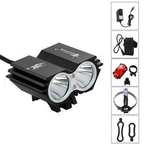 6000lm-SolarStorm-2x-XML-T6-LED-Linterna-Frontal-Luz-Cabeza-Bicicleta-Headlight