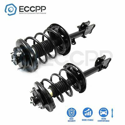 Set of 4 Front Quick Complete Strut Assemblies /& Rear Bare Shock Absorbers Compatible with 2003-2006 Acura MDX