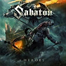 SABATON HEROES VINILE LP  NUOVO E SIGILLATO !!