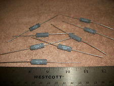 Lot of 50 Radial Metal Film Resistors 150 ohms 125mW 1/%