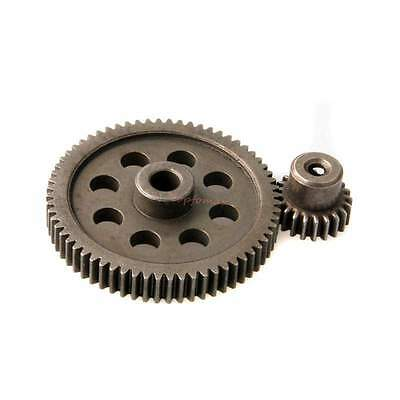 HSP 11184 Diff.Main Gear(64T)&11181 Motor Gear(21T) RC 1/10 Buggy Original Parts