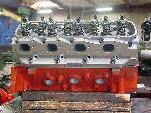 Details about CHEVY CHEVROLET BBC STROKER 496 454 509 ENGINE 576HP 1990 &UP  4bolt MAIN 427 540