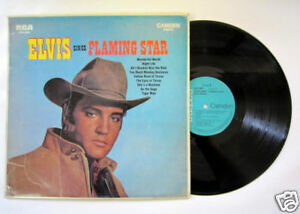 LP-RECORD-ELVIS-sings-FLAMING-STAR-RCA-RECORDS