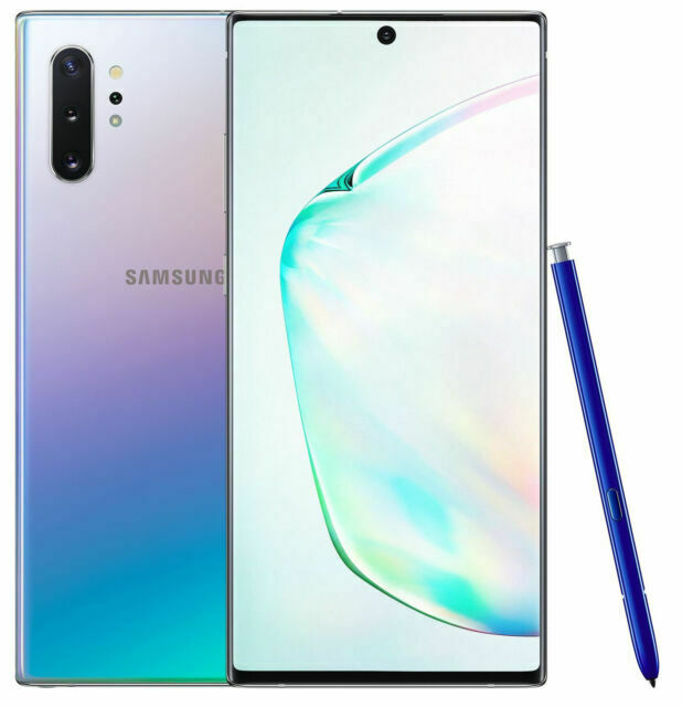 Samsung Galaxy Note10 Sm N975u 256gb Aura Glow Unlocked Single Sim For Sale Online Ebay