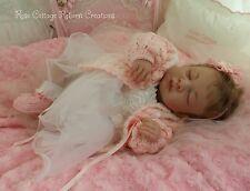 Custom Reborn Baby doll GENA ~ Free US Ground Shipping