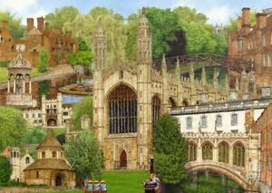 Cambridge-By-Kevin-Robinson-1000-Piece-Jigsaw-Puzzle
