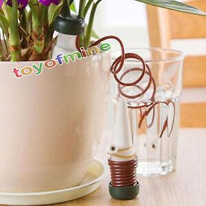 New-Automatique-Goutte-Plante-Eaux-Motif-Floral-Irrigation-Arrosage-Outil-Maison