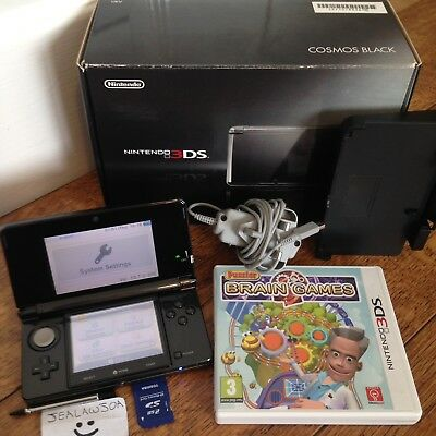 Nintendo 3DS Console Handheld System Fully Working VGC