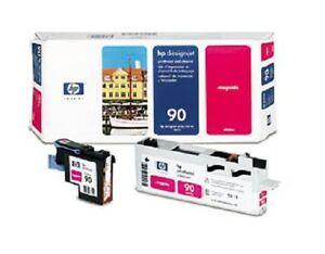 ORIGINAL-HP-Cabezal-de-impresion-Designjet-4000-4020-4500PS-C5056A-nr-90-Rojo