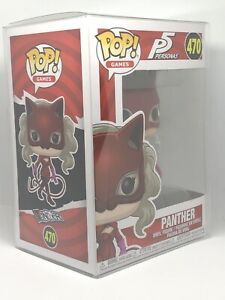 Persona 5 #470 Panther POP Games