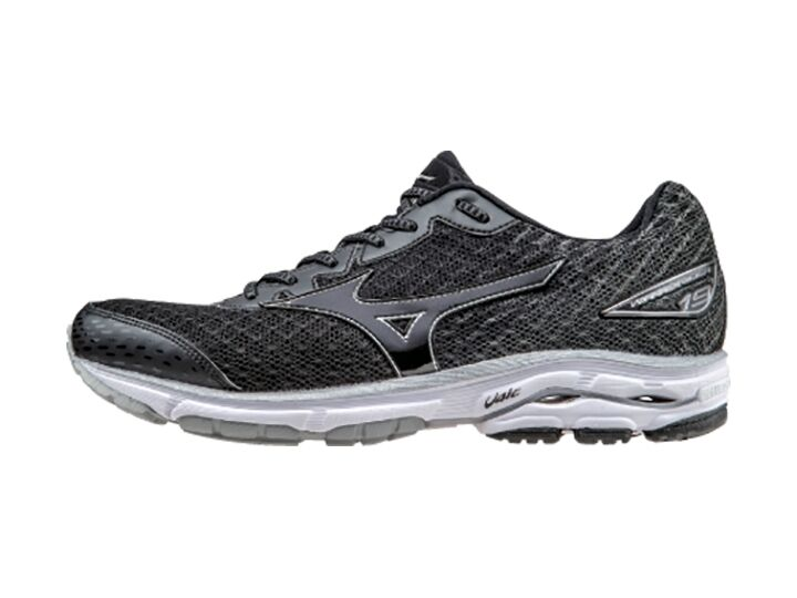 Mizuno Wave Rider 19 Mens Running Shoe (D) (311)