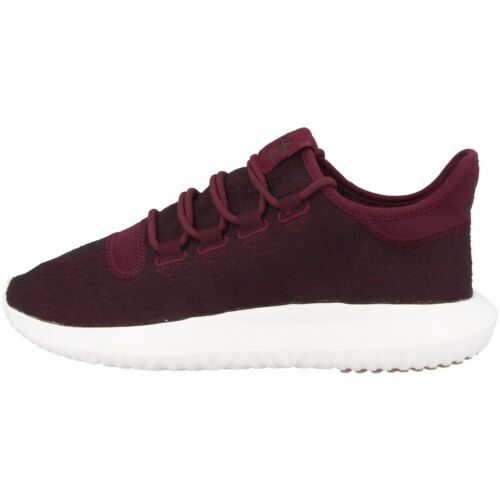 Adidas Tubular Shadow Men Schuhe Herren Sneaker Laufschuhe maroon grey CQ0927