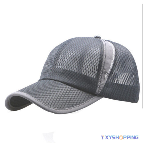 Loop Plain Baseball Cap Solid Color Blank Curved Visor Hat Adjustable Women Mens