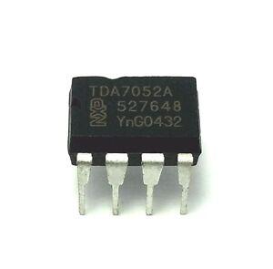 1pcs philips tda7052a tda7052 1w btl mono audio amplifier dc controlimage is loading 1pcs philips tda7052a tda7052 1w btl mono audio