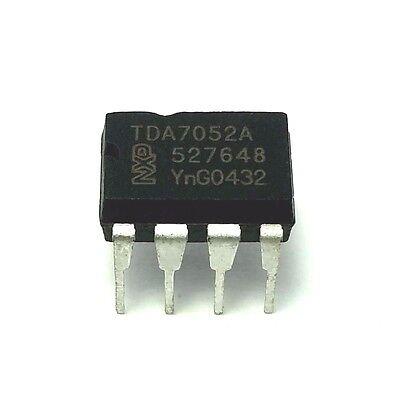 10PCS Philips TDA7052A TDA7052 1W BTL Mono Audio Amplifier DC Control New IC