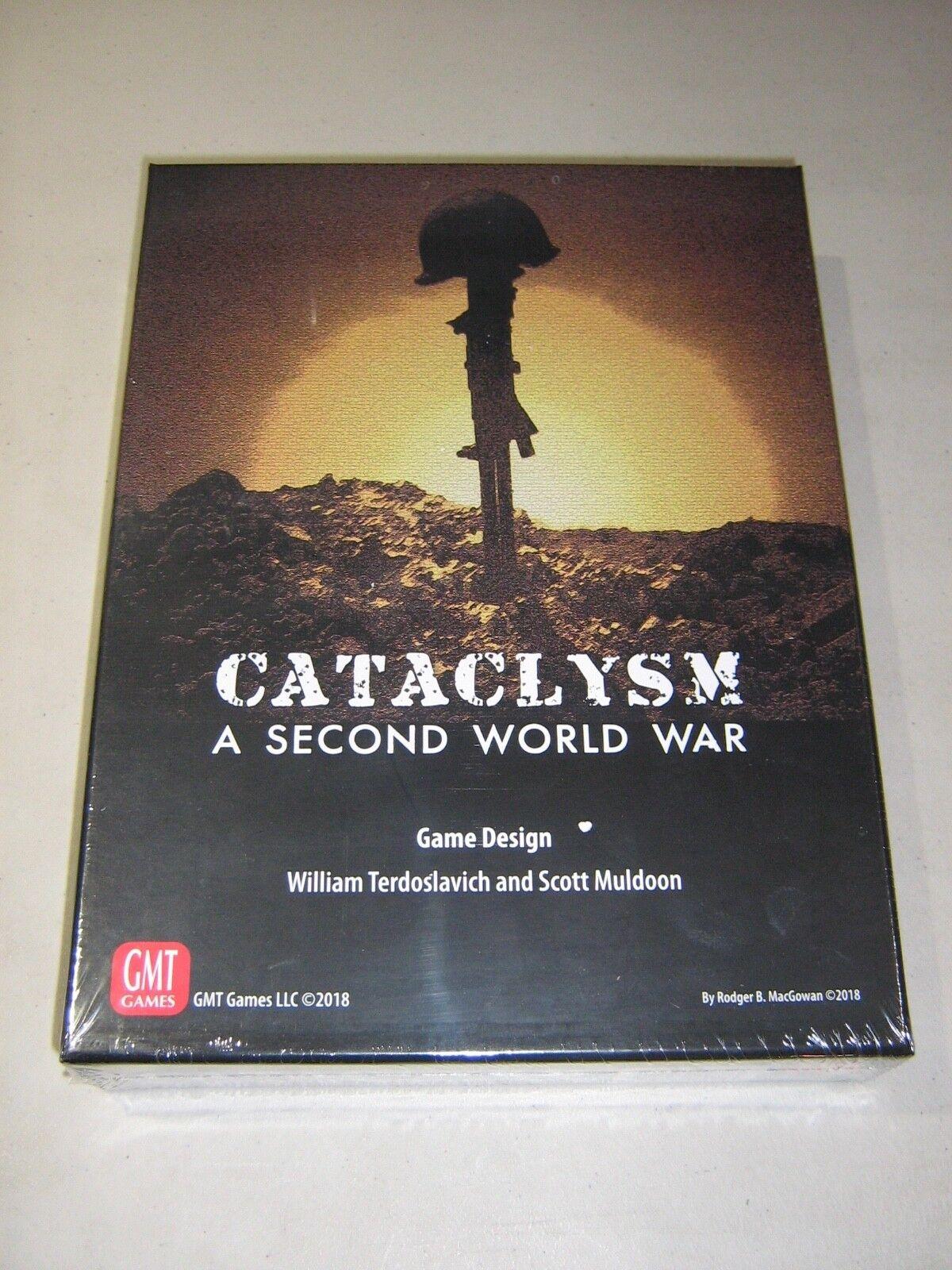 Cataclysm  A Second World War (New)