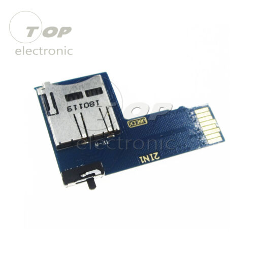 2 In 1 Double TF Cards Adapter System Switcher for Raspberry Pi Dual B+//2B//3B