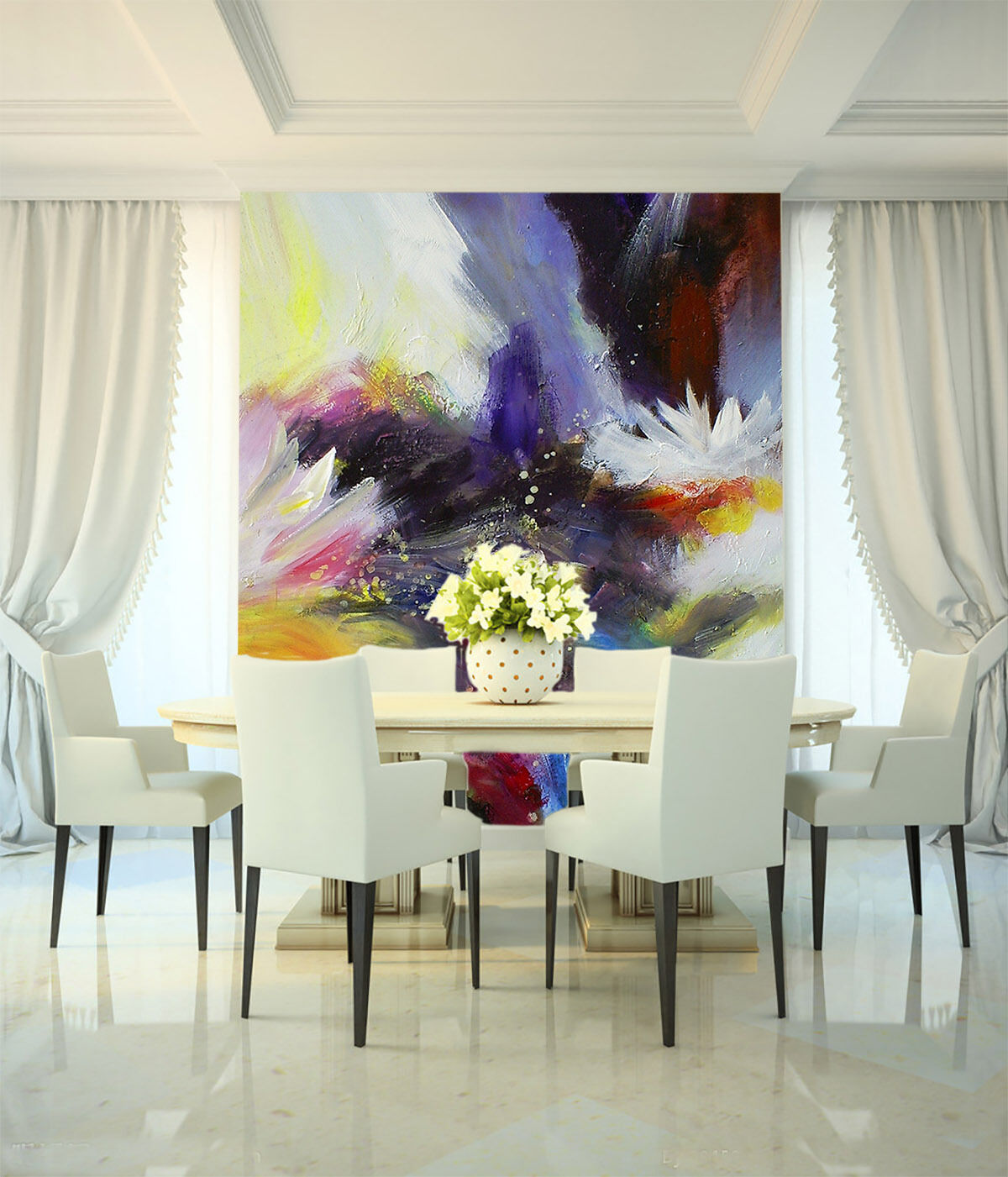 3D Oil Painting 3087 Wall Paper Wall Print Decal Wall Deco Wall Indoor Murals