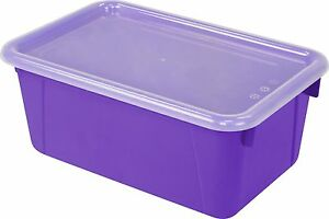 SMALL CUBBY BIN WITH COVER 6 pack (62411U06C)