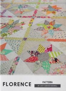 Florence-template-pieced-quilt-PATTERN-Lucy-Carson-Kingwell
