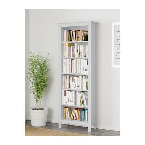 Ikea BRUSALI Libreria Bianco 67x190 cm | eBay