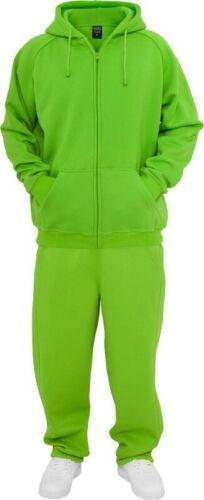 5xl Urban Classics Hommes Jogging Costume Blank suite urban Fit 1//2 Coton S