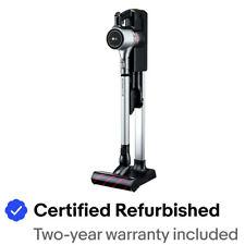 LG CordZero A906SM Rechargeable Cordless Stick Vacuum Plus Matte Silver, 25.55 V