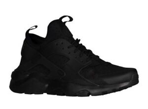 NIKE-AIR-HUARACHE-RUN-ULTRA-MEN-039-S-Black-US-6