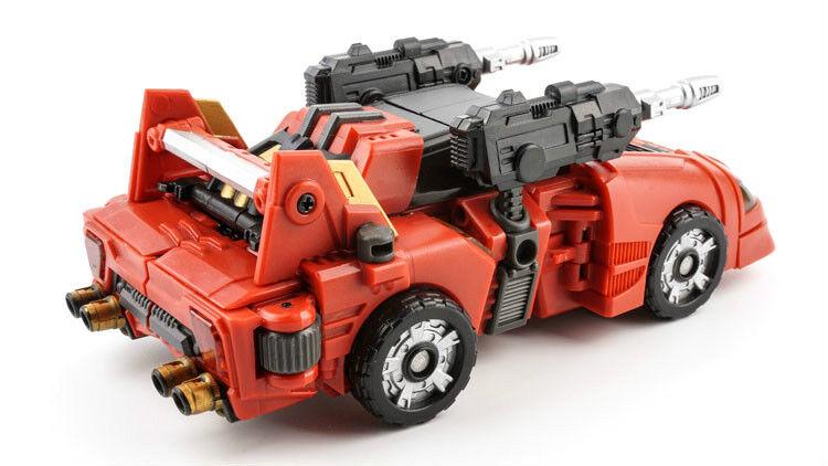 New Warbotron   WB03B Speed Wheel