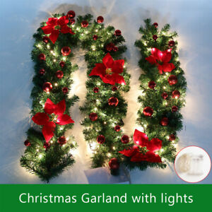 Christmas-Lights-Decorations-String-Copper-Wire-LED-Garland-DIY-Decor-Waterproof