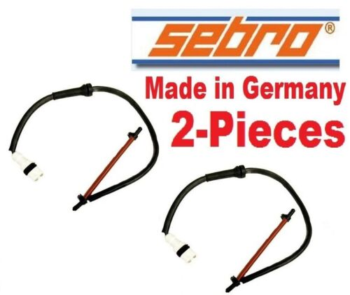 2-PiecesMade in Germany Disc Brake Pad Wear Sensor s For Porsche 911 /& Boxster