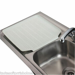 Kitchen Craft Large Thick Rubber Sink Draining Board