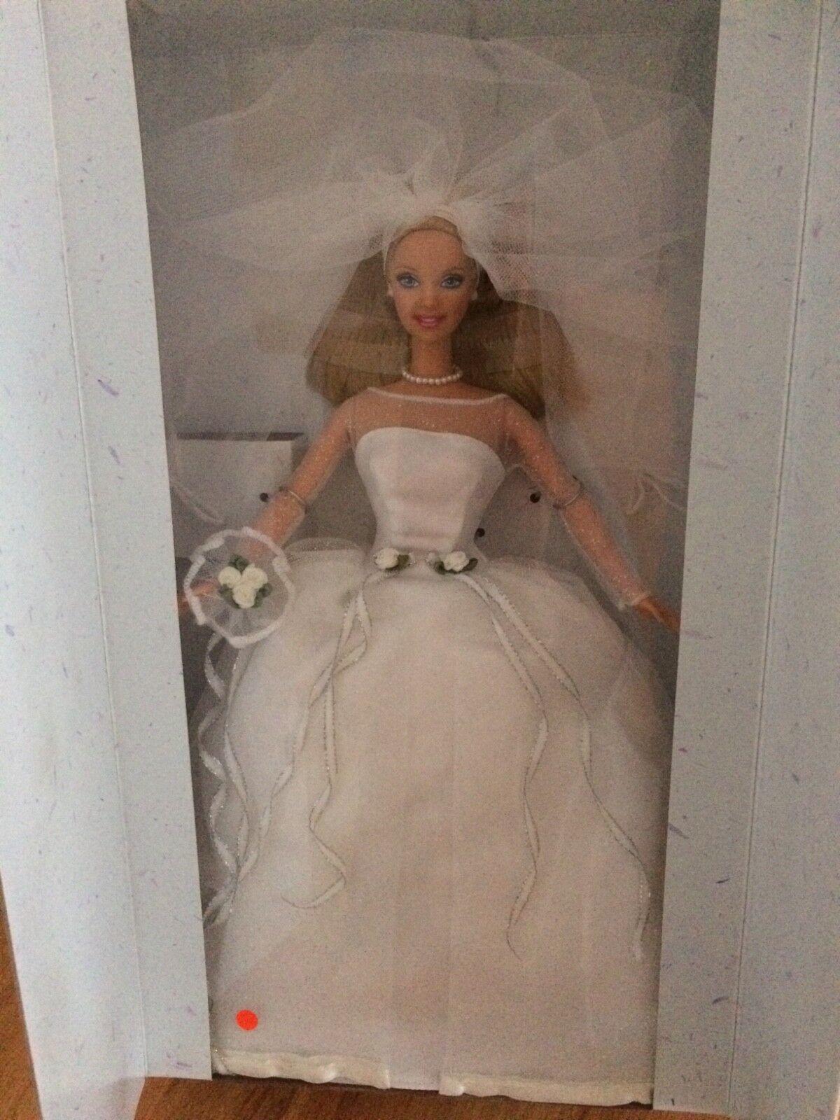 MATTEL 26074 BARBIE COLLECTOR edizione Blushing Bride 1999 NUOVO  & OVP     grandi prezzi scontati