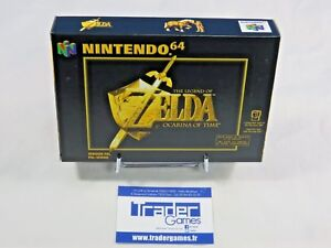 Super-Mario-64-N64-Nintendo-64-New-Sealed-Neuf-Blister-PAL-EURO-FAH-RARE