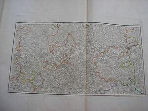 Art Drawings Sunny Karte Berlin Von Chanlaire Karte Antik Deutscher Sachsen Leipzig-dresden To Clear Out Annoyance And Quench Thirst