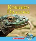 Komodo Dragons by Ruth Bjorklund (Paperback / softback, 2012)