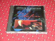 "CD ""ARTHUR RUBINSTEIN JOUE CHOPIN"" ARTUR RUBINSTEIN, PIANO / RCA - BMG, 1993"