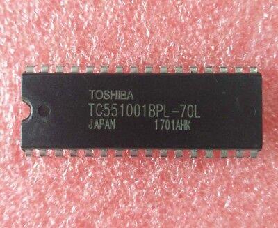 STATIC RAM IC TOSHIBA DIP-32 TC551001BPL-70L TC551001BPL
