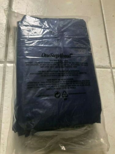 One Step Ahead Thick Nylon Bed Cover for Tuck Me In Inflatable BedsNavy Blue