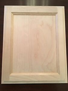 Natural Birch Flat Panel 13 Quot X 16 Quot Unfinished Stain Grade