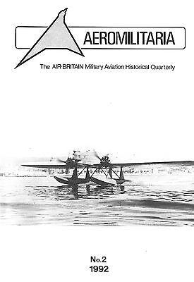 Publications The Blackburn Shark Story/ 1 Sqn Rcaf's Hurricanes Attractive Fashion Cheap Price Aeromilitaria Issue No.2 92