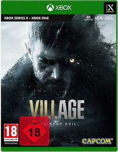 Resident Evil 8 Village - Xbox One / Series X - NEU OVP - UNCUT