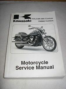 kawasaki vulcan 1700 voyager abs full service repair manual 2009 2010
