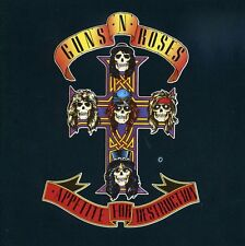Appetite for Destruction by Guns N' Roses (CD, Oct-1990, Geffen)