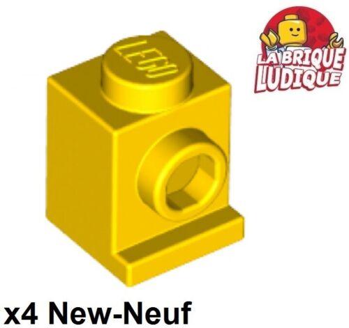 4x Lego Ziegel geändert 1x1 Scheinwerfer Scheinwerfer gelb/gelb 4070 neu Lego LEGO Bausteine & Bauzubehör