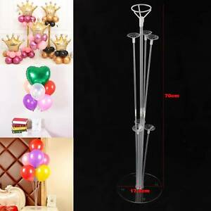 5x-Plastic-Balloon-Accessory-Base-Table-Balloons-Holder-Cup-Sticks-Stand-Party
