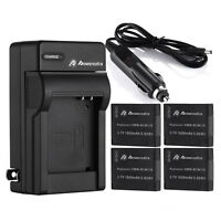 Dmw-bcm13e Battery+charger For Panasonic Dmc-zs30 Tz40 Tz41 Ts5 Ft5 Dmw-bcm13pp