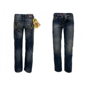 d2b447417d79 Details zu King Kerosin Speedqueen II Denim Damen Aramid Motorrad Jeans  Weite 30 Länge 34