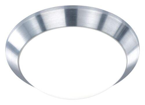 1 von 1 - Wofi Deckenleuchte MARA 1 flammig Deckenspot Lampe LED Aluminium gebürstet